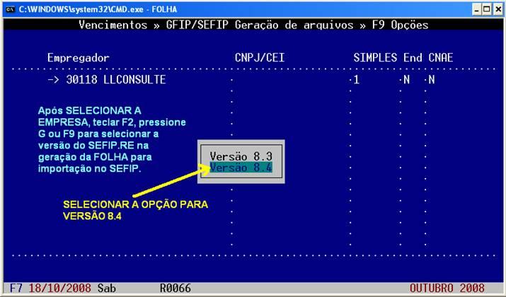 Download do instalador sefip 8. 4 grátis | blog da informática.
